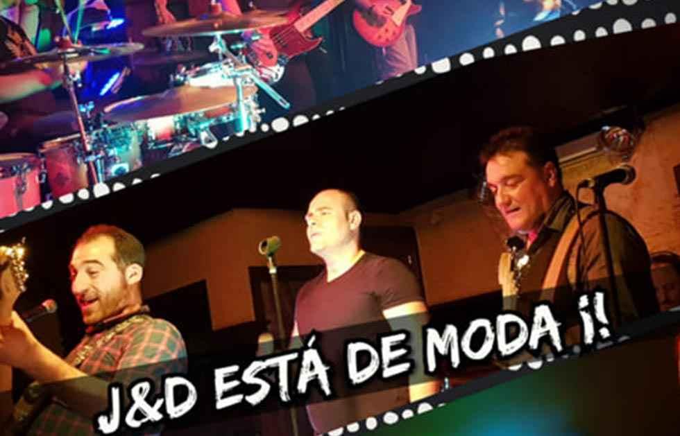 J&D, en la final de EDP Live Bands España