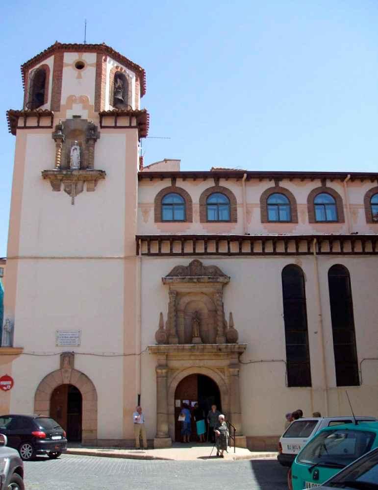 La Comunidad franciscana se despide de Soria