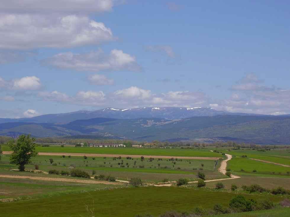 Alerta amarilla por precipitaciones en Ibérica