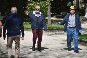 La pandemia mantiene cifras en Zonas Básicas de Salud