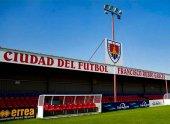 La Ciudad del Fútbol se blinda para evitar contagios