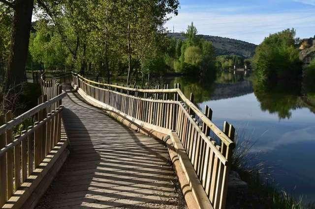 Soria: paseo junto al Duero - fotos