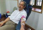 Donaciones de sangre en Soria