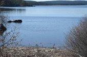 Las reservas de agua, casi al máximo en el pantano