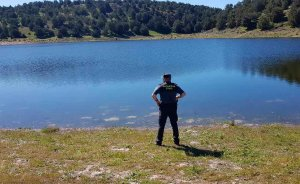 La primavera lluviosa recupera la Laguna de Judes