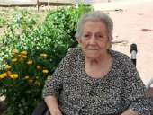 Magdalena Moreno, una centenaria madrileña en Soria