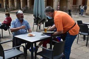 Soria recupera las terrazas - fotos