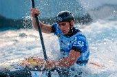 El piragüista David Llorente, mejor deportista de la región