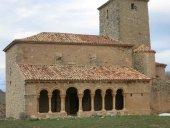 Restauración de la galería porticada de iglesia de Caracena