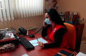Tres mil atenciones proporciona Cruz Roja Te Escucha