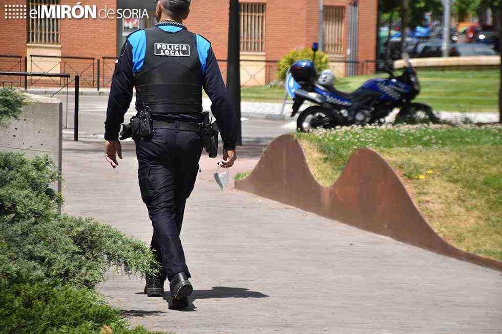 El PP pide reestructurar la Policía Local, con incorporaciones