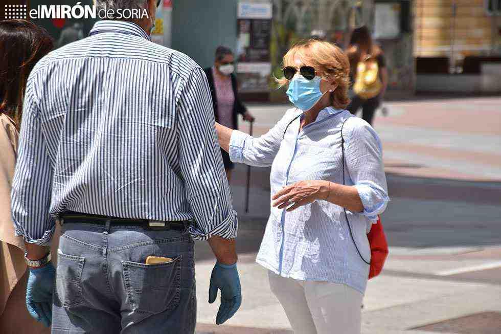 La Junta camina hacia autoabastecimiento de mascarillas