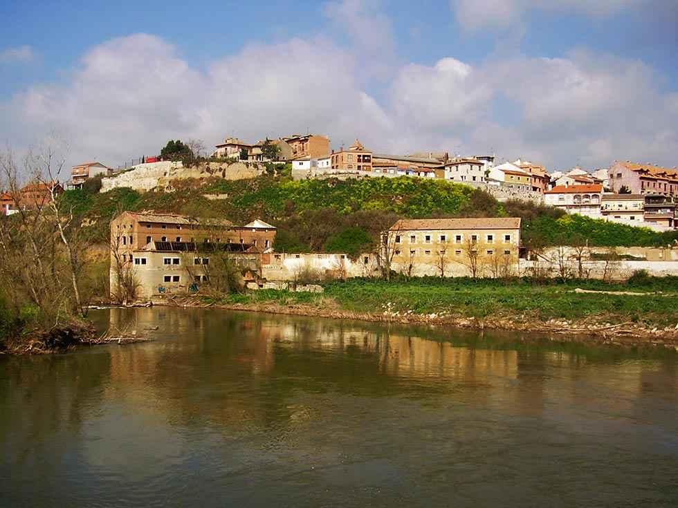 Buscan un cocodrilo en el río Pisuerga, en Simancas