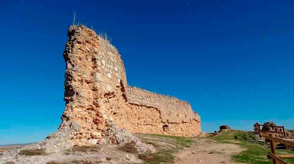Comienzan las obras de rehabilitación del castillo