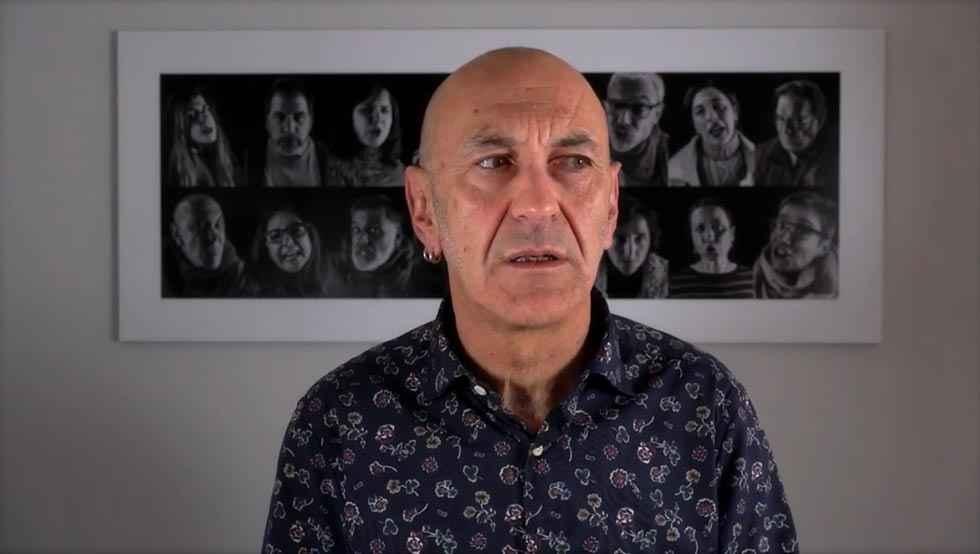 """""""El último soriano"""", monólogo sarcástico de Lucas Caraba"""