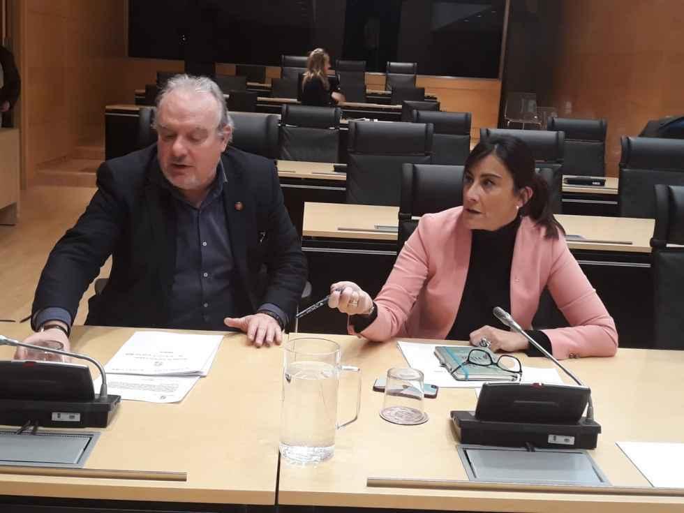 El PSOE denuncia bloqueo de comisión de trama eólica