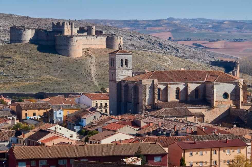Berlanga de Duero homenajea a los protagonistas del COVID