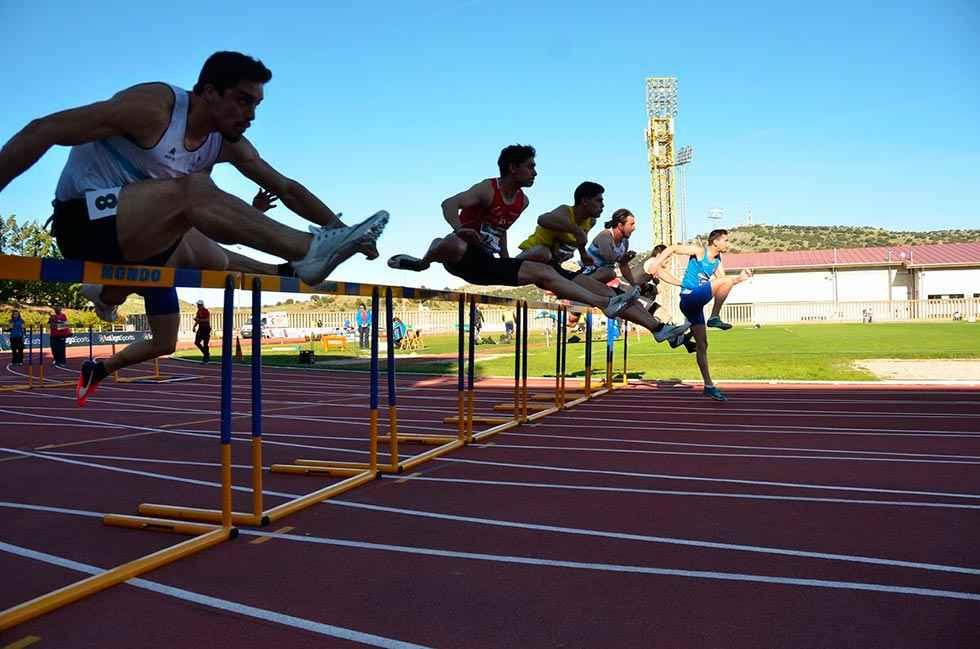 El atletismo retoma la competición en Valladolid