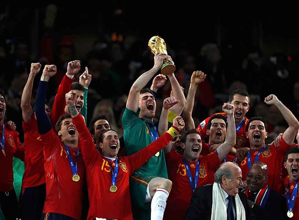 """Los secretos de """"La Roja"""" para ser campeona del mundo"""