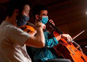 Cuatro ensembles y obras de Beethoven, con la OSCyL