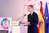 Felipe VI llama a la unidad para superar crisis por Covid 19