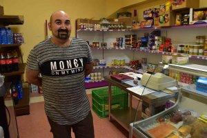 Monteagudo de las Vicarías: primera tienda multiservicios