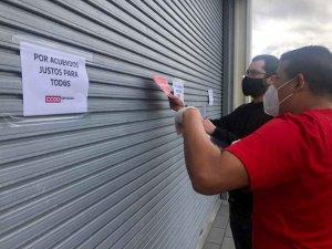 Huelga en Lidl para exigir medidas de seguridad