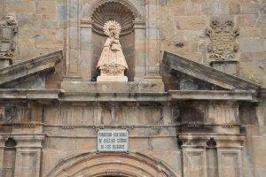Ágreda celebra la fiesta de la Virgen de los Milagros