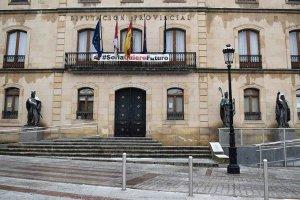 Diputación reabre sus puertas con cita previa