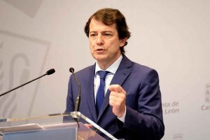 Mañueco censura criterios de reparto de fondos para Covid