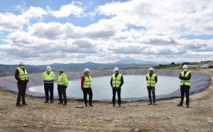 La Junta invierte en infraestructura rural en Valtajeros