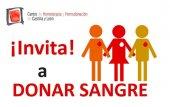 """""""Invita a donar sangre"""", nueva campaña del CHEMCyL"""
