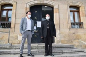 Diputación y Obispado colaboran en reparación de cinco iglesias