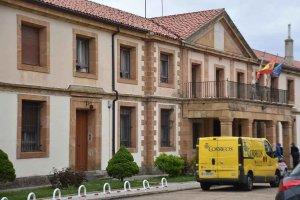 Traslado de un preso etarra a la cárcel de Soria
