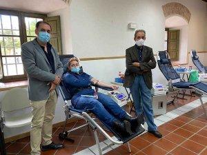La Diputación anima a donar sangre y ser solidario