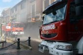 Una sentencia requiere bomberos funcionarios en Diputación