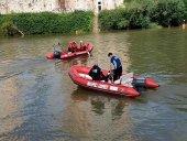 Rescatado el cadáver del joven que se lanzó al río Pisuerga