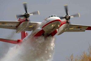 Dos partes diarios en la campaña de riesgo alto de incendios