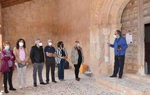 Fase final para restauración de la iglesia de San Martín