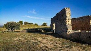 El parque eco-arqueológico de Andaluz, preparado para visitas