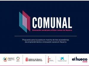 """El Hueco presenta proyecto """"Comunal"""" en Navarra"""