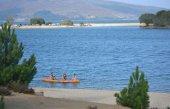 Rescatado de pantano del Ebro con sintomas de hipotermia