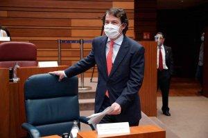 Mañueco señala al Gobierno en problema de ERTEs