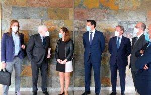 Barcones pide que pacto político se traslade a agentes