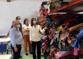 Amigo subraya artesanía como dinaminador medio rural
