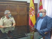 Nuevo subdelegado de Defensa en Soria