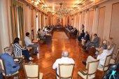 Pleno ordinario de julio en la Diputación