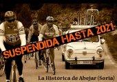 Suspendida la marcha cicloturista