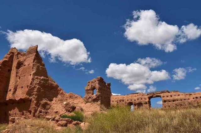 Castillo de Serón de Nágima - fotos