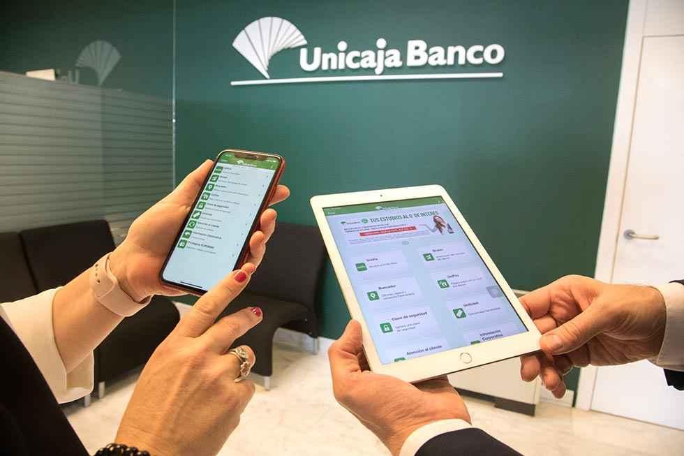 Unicaja Banco: más banca digital durante el estado de alarma